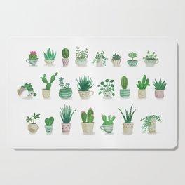 Tiny garden Cutting Board