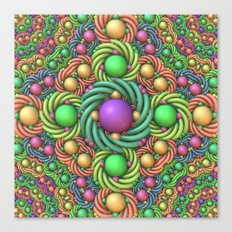 Just in Time For Easter Canvas Print