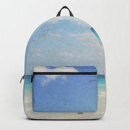 Carribean sea 4 Backpack