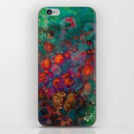 """Spring Pop Still Life"" iPhone Skin"
