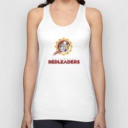 Washington Red Leaders - NFL Unisex Tank Top