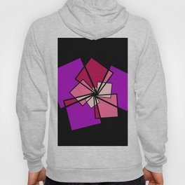 moving squares -15a- Hoody