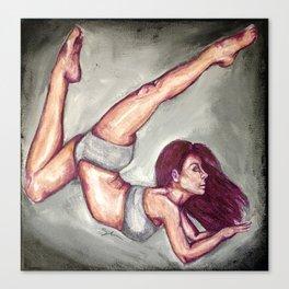 Grey Scorpion Canvas Print
