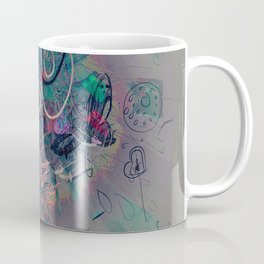 Alice and the Foxes Coffee Mug