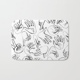 The SENSUALIST Collection (Tact) Bath Mat