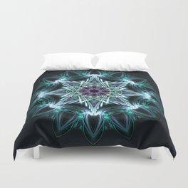 Fractal Mandala - 1 Duvet Cover