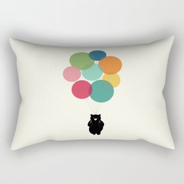 Happy Landing Rectangular Pillow