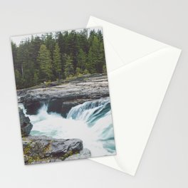 Dancing Waters Stationery Cards