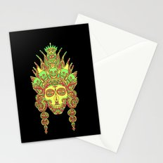 Eternal Death and her family/ Eternal Life and her family in the mirror of creation I Stationery Cards