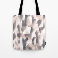 silent Tote Bags featuring Silent by sanjit