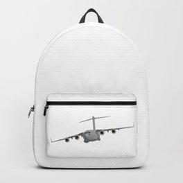 C-17 US Air Force Airplane Backpack