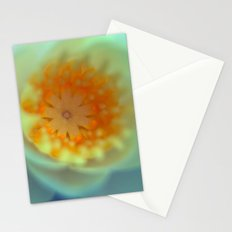 So magic Water Lily 729 Stationery Cards