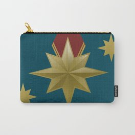 Superhero Stars Carry-All Pouch