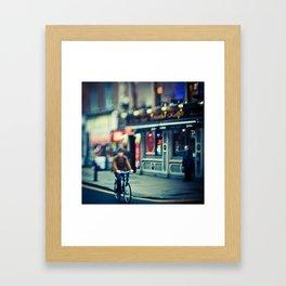 Dubliner Framed Art Print
