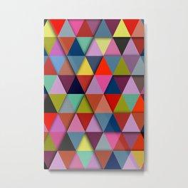 Abstract #274 Metal Print