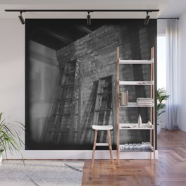 Latter Ladders. Wall Mural
