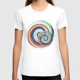 Swirl No. 1 T-shirt