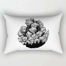Pinecone I Rectangular Pillow