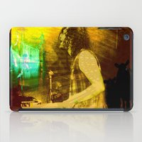 drums iPad Cases featuring playing opium drums by ARTito