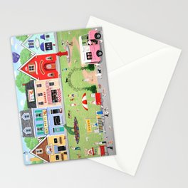 Doggie Heaven Stationery Cards