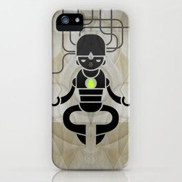 Deus ex machina iPhone Case