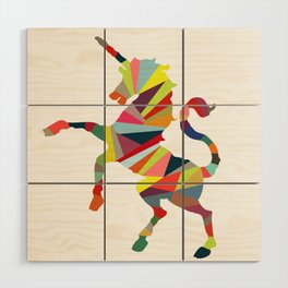 Unicorn Wood Wall Art