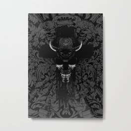 Better The Devil You Know Metal Print