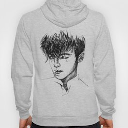 Sketch Art - TOP Hoody