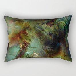 Venetian Courtisan Rectangular Pillow