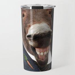 Donkey Eddie E. Smith Travel Mug
