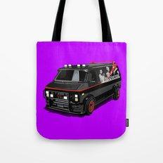 A-TEAM Tote Bag