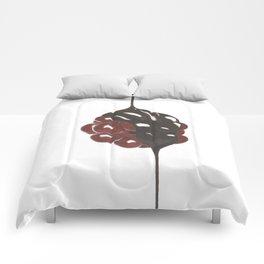 Dripping Chocolate Comforters