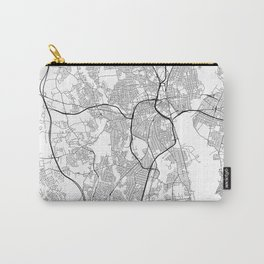 Minimal City Maps - Map Of Providence, Rhode Island, United States Carry-All Pouch