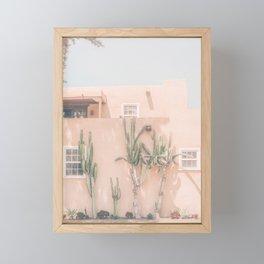 Vintage Los Angeles Framed Mini Art Print