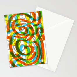 4D Stationery Cards