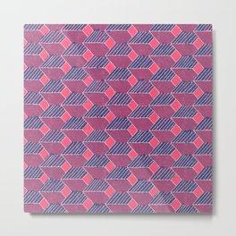 Steps [Depths] Metal Print