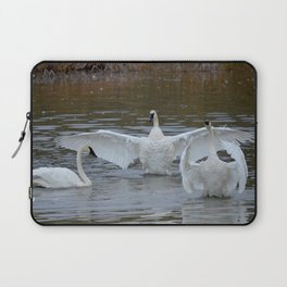 Swan Dance - Two out of Three Laptop Sleeve