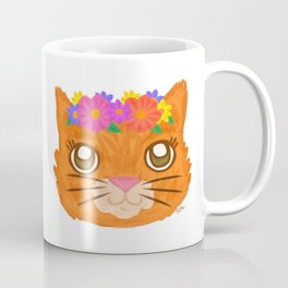 Frida Cat Coffee Mug
