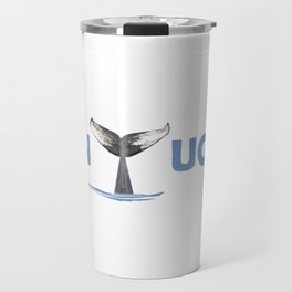 Nantucket (whale tail) Travel Mug