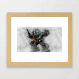 BioShock 1 Framed Art Print
