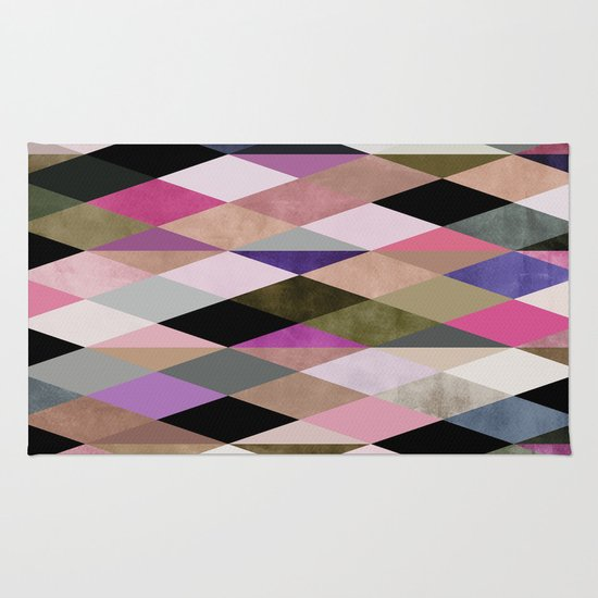 colour + pattern 27 Rug