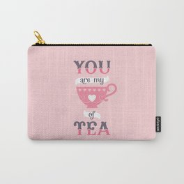 MY CUP OF TEA Carry-All Pouch