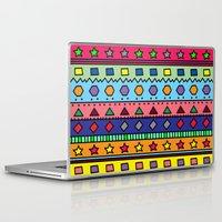 doodle Laptop & iPad Skins featuring Doodle by Kat Mun