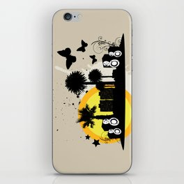 I'm Bloody Ibiza! iPhone Skin