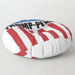Trump Pence 2016 Floor Pillow