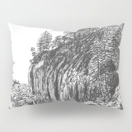 Columbia River Gorge Pillow Sham