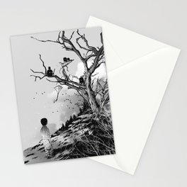 Welcome, Stranger! Stationery Cards