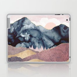 Mauve Vista Laptop & iPad Skin
