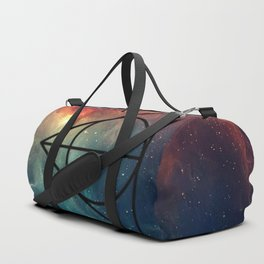 Deathly Hallows Cosmos HP Duffle Bag
