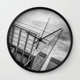 London skyscraper Wall Clock